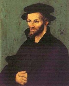 Philip Melanchthon Reformed Theologian