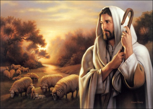 Jesus is the Shepherd