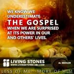 underestimate_the_gospel
