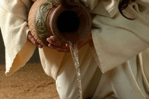 are you poured out for God? Grace that has been given to you is not to be hidden, it is to be shared