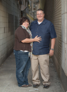Jeremiah and Tancy Griffin - Incredible Shrinking Pastor @ JeremiahGriffin.com