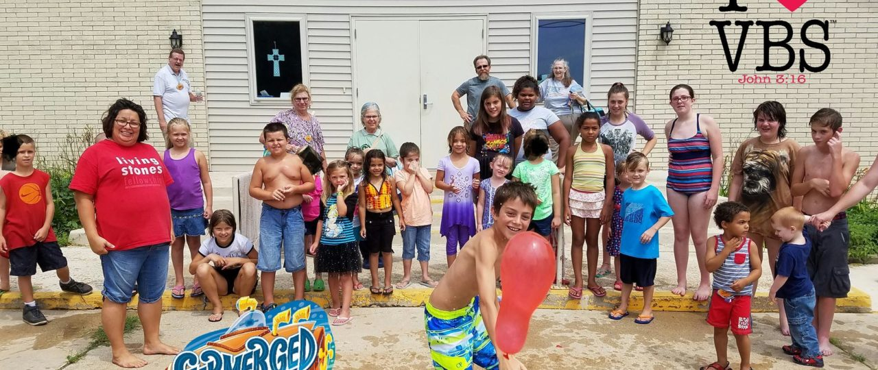 Vacation Bible School with Halsted Road Baptist Church and Living Stones - Submerged VBS 2016